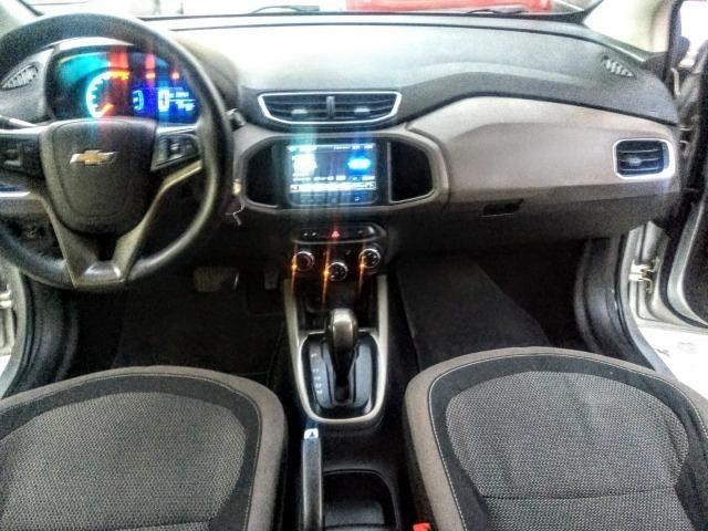 GM - Prisma LTZ 1.4 - 2016 - Automático+My-Link ( Excelente P Uber ) Muito Novo - 2016/ - Foto 8