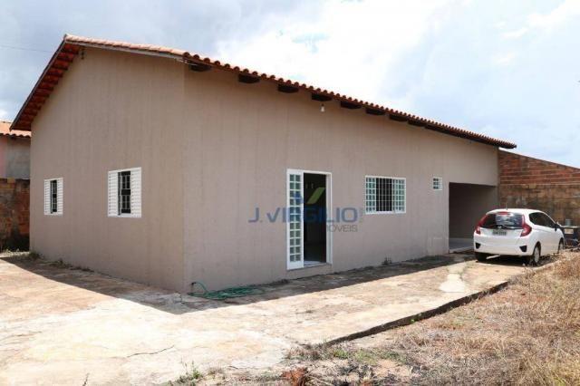 Casa com 3 dormitórios à venda, 150 m² por R$ 210.000 - Residencial Privê Norte - Goiânia/ - Foto 5