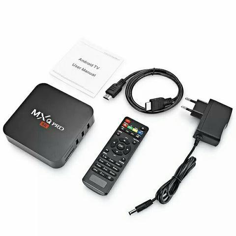 Smart tv box pro 4k 3gb 16 de memoria - Foto 3