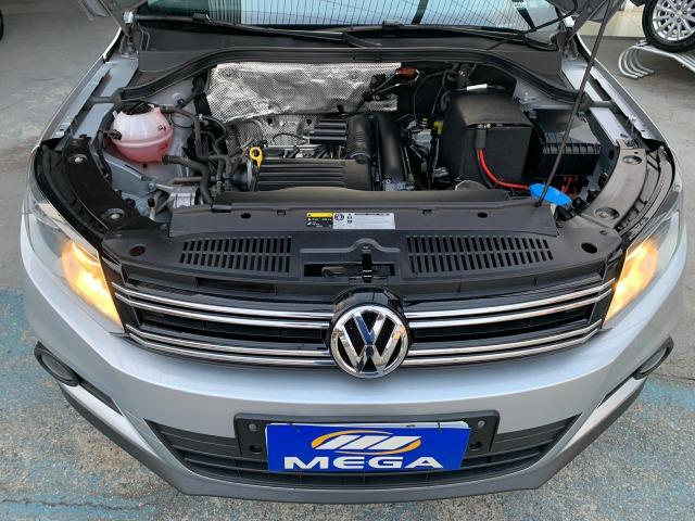 VW Tiguan 1.4 TSI Prata 17/17 - Foto 16