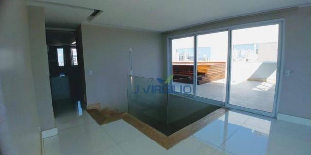 Cobertura à venda, 467 m² por r$ 3.290.000,00 - setor bueno - goiânia/go - Foto 16