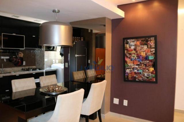 Apartamento com 2 dormitórios à venda, 54 m² por r$ 180.000 - setor dos afonsos - aparecid - Foto 7