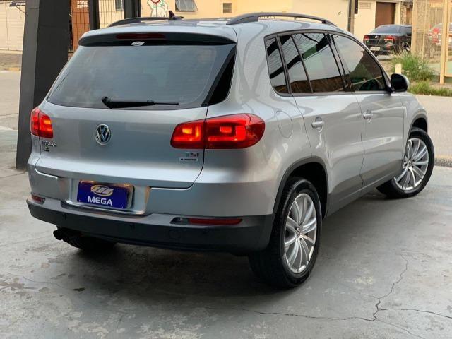 VW Tiguan 1.4 TSI Prata 17/17 - Foto 6