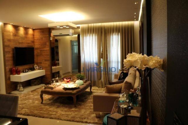 Apartamento com 2 dormitórios à venda, 54 m² por r$ 180.000 - setor dos afonsos - aparecid