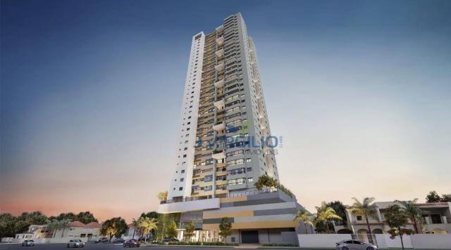 Apartamento com 3 dormitórios à venda, 119 m² por r$ 565.250 - setor bueno - goiânia/go - Foto 14