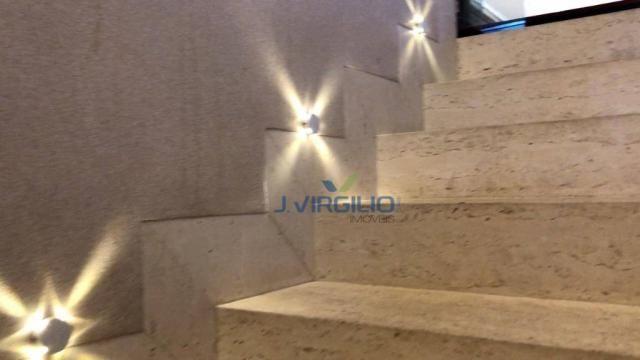 Apartamento triplex com 4 dormitórios à venda, 400 m² por r$ 1.399.000,00 - setor nova sui - Foto 11