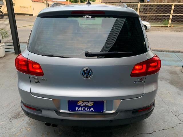 VW Tiguan 1.4 TSI Prata 17/17 - Foto 3