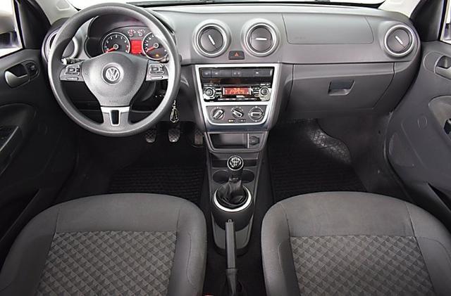 Volkswagen Voyage 1.6 Mi Comfortline 8v Flex 4p Manual - Foto 3