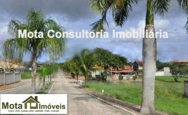 Mota Imóveis - Oportunidade em Araruama 2 Terrenos 630 m² Condomínio Segurança -TE-129-30 - Foto 4