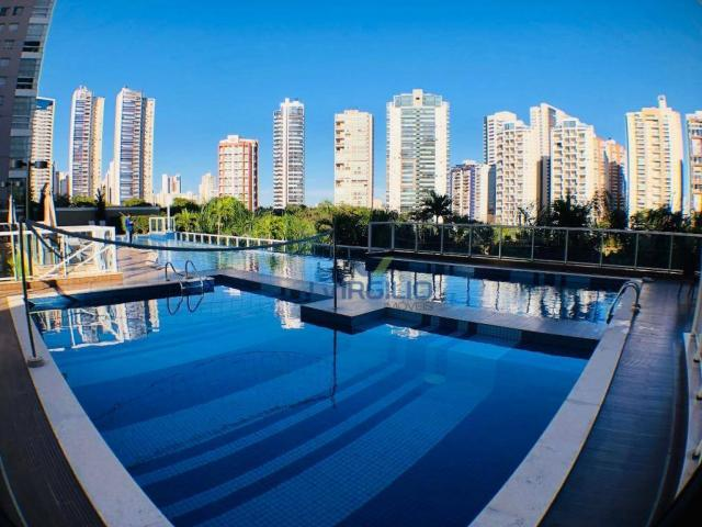 Apartamento 4 suites alto padrao frente ao parque flamboyant - Foto 10