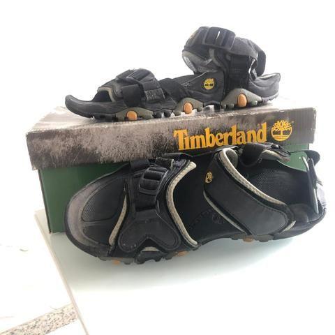 cheaper cheap sale special for shoe Tênis Rip curl e sandália timberland ! Semi novos !