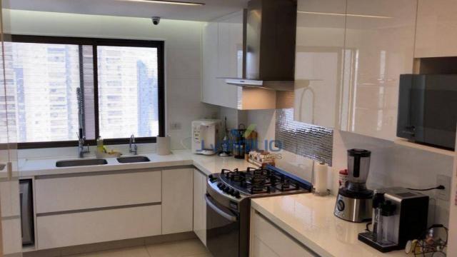 Apartamento triplex com 4 dormitórios à venda, 400 m² por r$ 1.399.000,00 - setor nova sui - Foto 18