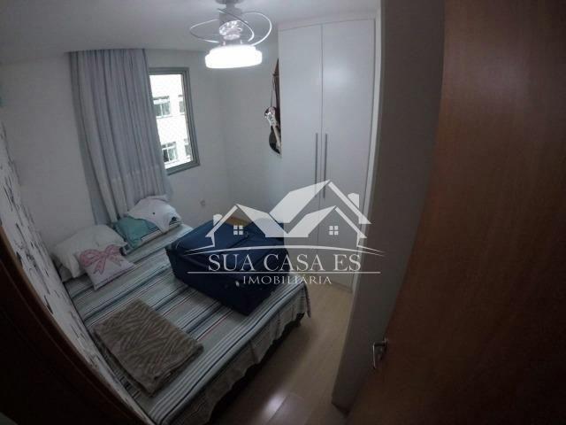 GM Apartamento à venda com 3 dormitórios em Colina de laranjeiras, Serra - Foto 4