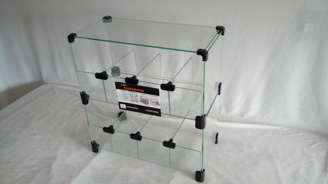 Baleiro de vidro