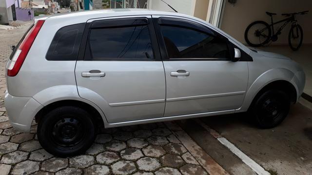 Ford Fiesta 1.6 flex 2008 - Foto 5