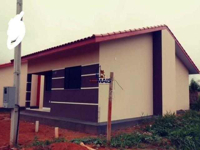 Casa à venda, 56 m² por R$ 120.000 - Copas Verdes - Ji-Paraná/RO - Foto 3