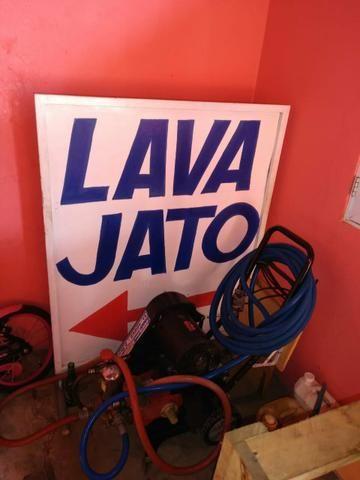 Vendo bomba de lava jato - Foto 6
