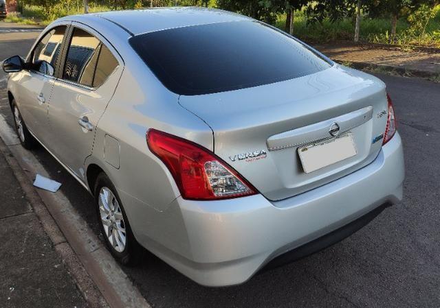 Nissan Versa SV - CVT 1.6 16v - Foto 8