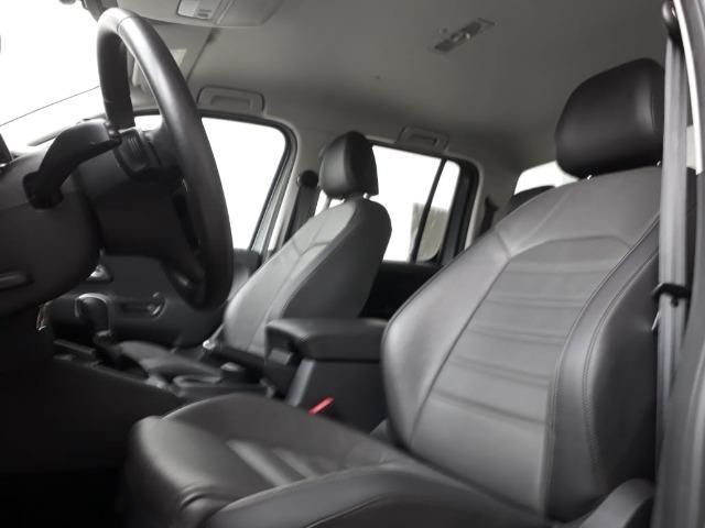 VW/Amarok 2.0 Highline 4x4 CD 16v TB 2017/2018 Cinza - Foto 8