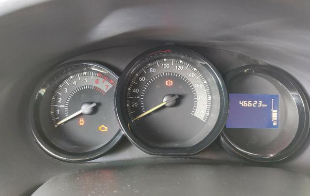 Renault Logan Expression Hi-Flex 8V 1.6 - Foto 10
