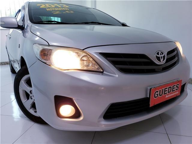 Toyota Corolla XEI Automático 2013. GNV 5° Geração - Foto 3