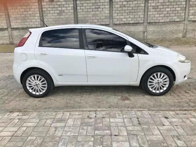 Fiat Punto 1.4 Elx Flex - 2010 - Foto 10