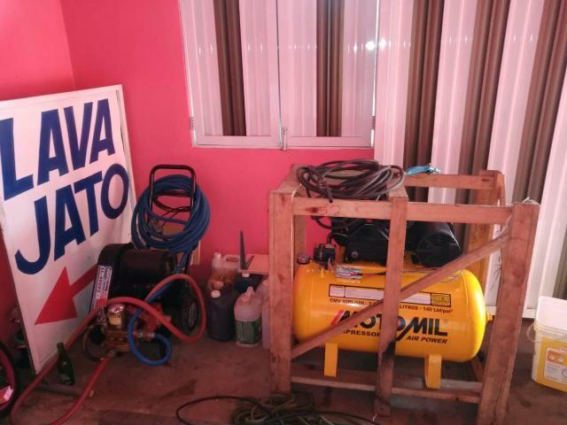 Vendo bomba de lava jato - Foto 2