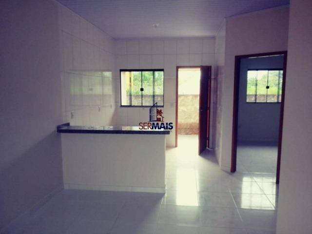Casa à venda, 56 m² por R$ 120.000 - Copas Verdes - Ji-Paraná/RO - Foto 4