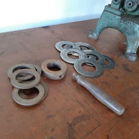 Maquina de cortar tiras de couro Cardoso - Foto 6