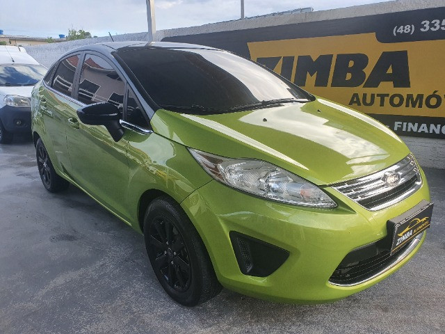 Ford-Fiesta Sedan 1.6 SE Flex Ano 2012