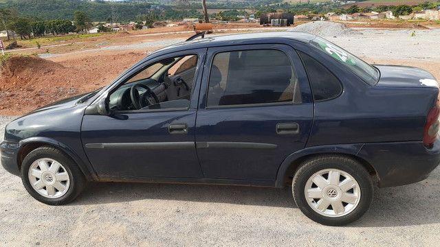 Corsa clássic sedan 2005 10.500 - Foto 3