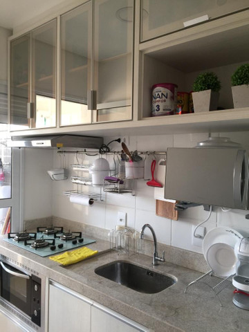Vendo apt semi mobiliado Vila Prudente - Foto 4