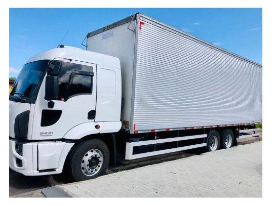 Ford 2429 2015 bau carga seca transferencia - Foto 2