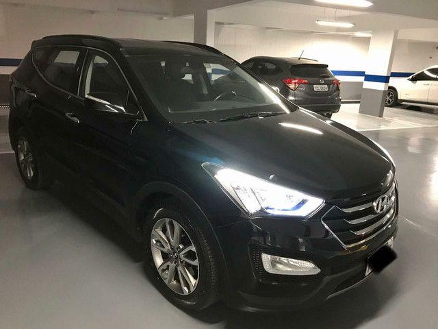 Santa Fé Hyundai Blindado 2014