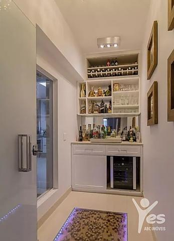 Apartamento, 4 suítes, 340m², Jardim, Santo André - Foto 17