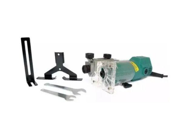 Tupia Laminadora 6mm Ótima Qualidade Mod: Nk3703 Promoção Relâmpago Smart - Foto 4