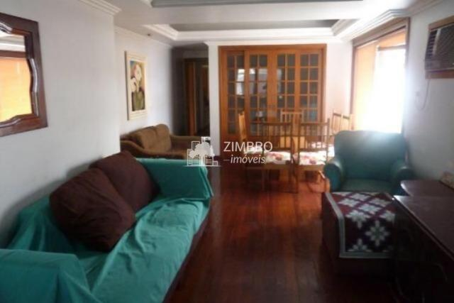 Apartamento 03 dormitorios para venda em Santa Maria, central, alto padrão, 2 vagas de gar - Foto 4