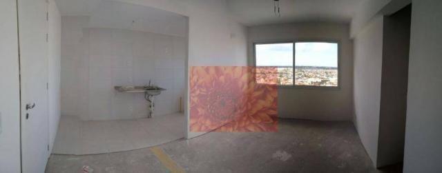 Apartamento com 3 dormitórios à venda, 61 m² por R$ 350.000,00 - Areal - Pelotas/RS - Foto 3