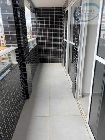Cobertura no Jardim Cidade Universitária, 122m² ,Nasc/Sul,04Qtos,02Sts - Foto 9