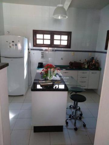 Casa com 4 dormitórios à venda, 205 m² por R$ 990.000,00 - Guarajuba - Camaçari/BA - Foto 6