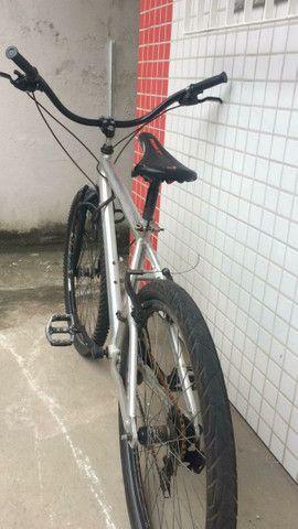 Bicicleta de Alumínio !!!! - Foto 3