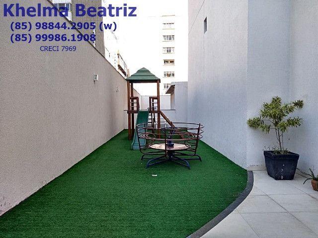 Cobertura, 105m², vista mar, Benfica - Foto 20