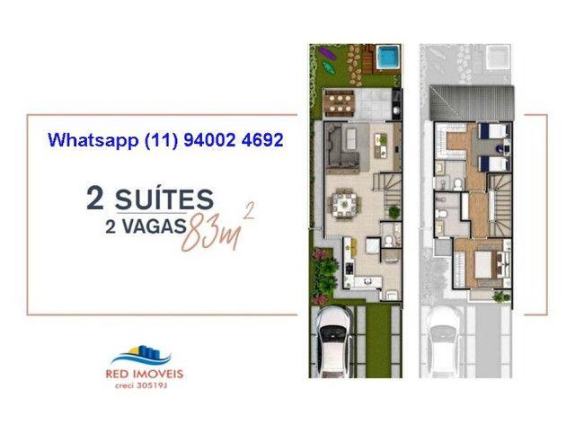 Kaza Jundiai , condominio de casas 2 e 3 dormitórios , lazer completo , entrada parcelada - Foto 18