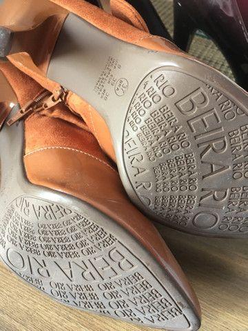 Sapatos novos 37 - Foto 4