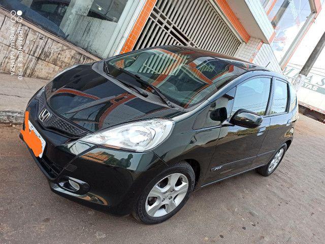 Honda New fit lx automático completo 2012