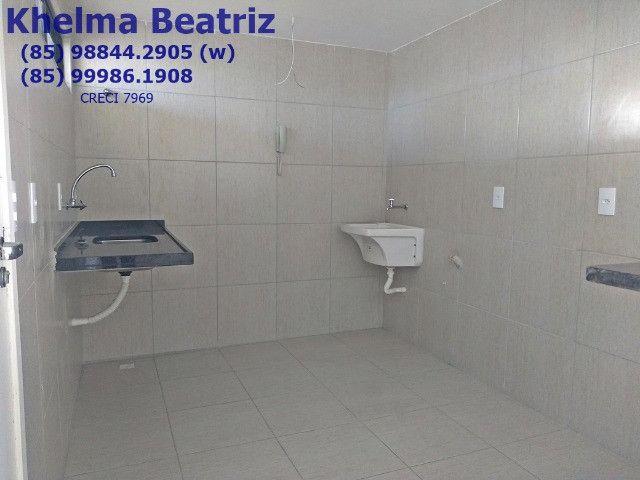 Cobertura, 105m², vista mar, Benfica - Foto 12