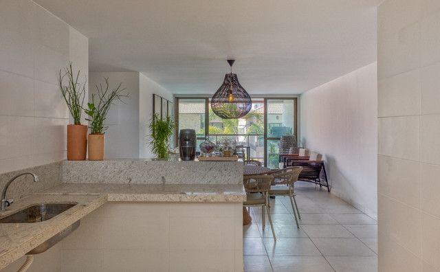 Apartamento Bangalô à venda na Praia de Camboinha - Cabedelo 131 metros quadrados - Foto 7