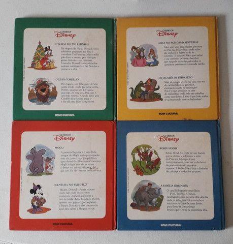 Coleção Livros infantis Classicos Disney, ed Nova Cultural. 1986. Usado - Foto 2