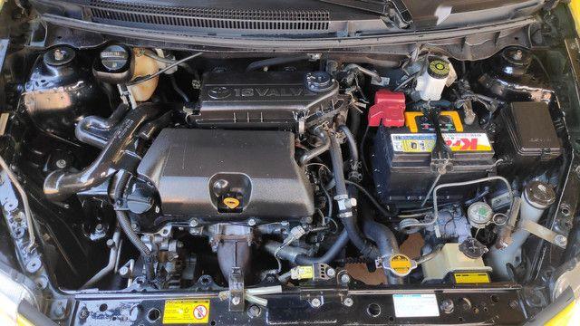 Ex Táxi Etios Sedan X 2016 temos mais de 60 carros no estoque - Foto 2