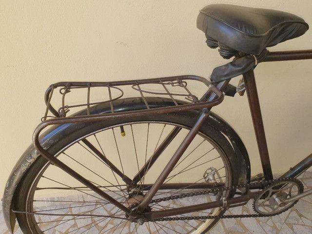 Bicicleta Antiga (colecionador) Anos 50 Aro 28 Royal - Restauração - Foto 6